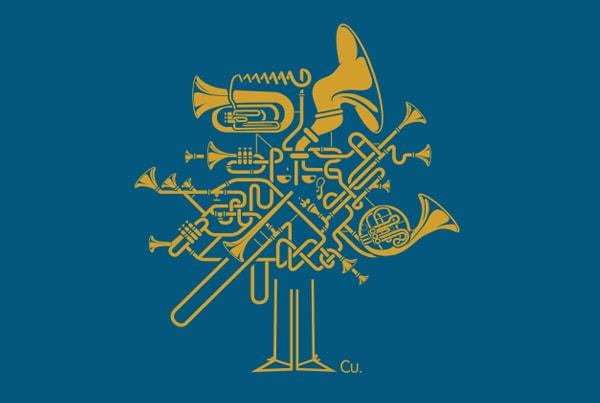Création graphique musical