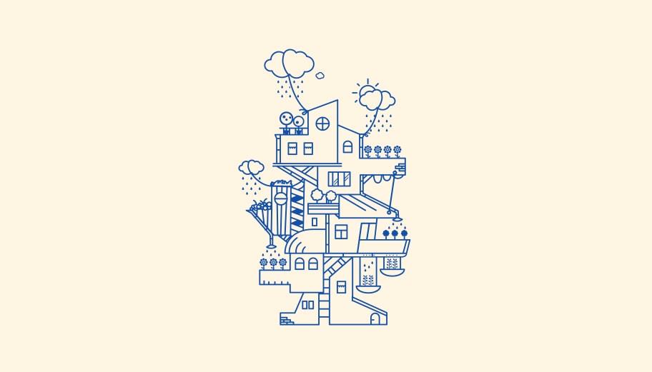 Graphisme eco-village