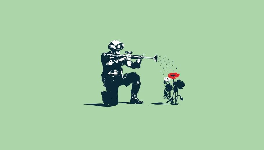 Illustration peace